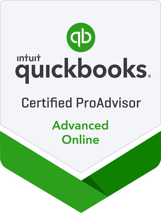 QuickBooks Certified ProAdvisor - QuickBooks Online Advanced Certification